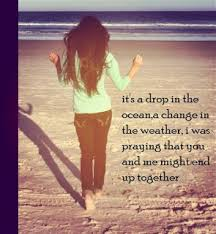 Beach Beauty of the world: Beautiful Beach Quotes Picture -Love ... via Relatably.com
