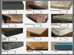 laminate countertop edging options home design ideas throughout trim