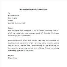 cover letter nursing assistant yours sincerely mark dixon cover letter sample 4 nursing nurse aide cover letter