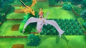 Pokémon: Let's Go, Eevee! All Pokémon on Route 1 (No Legendary Birds) -  YouTube