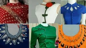 Collar Back Neck Design Most Stylist Neck Design 2017 Neck Design For Kurti Blouse