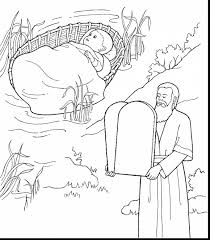 Small Picture wonderful ten commandments coloring pages with baby moses coloring