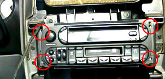 easy installation of a 1999 2000 2001 jeep grand cherokee car Jeep Grand Cherokee Stereo Wiring Harness 1999 2000 2001 jeep grand cherokee car stereo installation step 4 jeep grand cherokee radio wiring diagram 1995