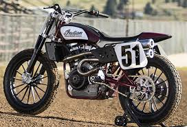 breaking news indian scout ftr750 flat track race bike now