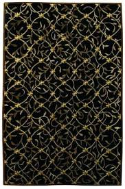 black gold and cream area rugs white rug with border at studio furniture licious l collection