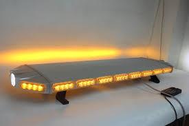 48 Light Bar Hot Item 12v 48 Inch 1200mm Led Amber Strobe Light Bar For Vehicle