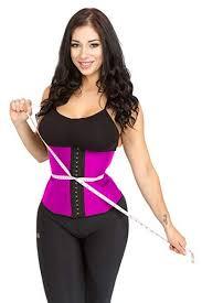 Luxx Health Waist Trainer Size Chart Luxx Curves Luxx Health Waist Trainer Corset Women Men Waist