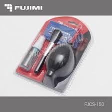 купить <b>Fujimi</b> FJCS-150 <b>Набор 5</b> в 1 для очистки оптики и ЖК ...