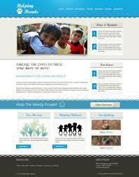 Ngo Templates NGO Template Full24design 4