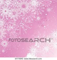 snowflake background clipart. Interesting Clipart Clipart  Pink Snowflake Background  Fotosearch Search Clip Art  Illustration Murals Drawings Throughout Snowflake Background P