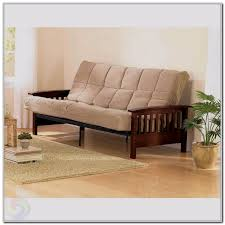 better homes and gardens wood arm futon assembly