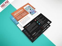 Design Flyer App Multipurpose Mobile App Flyer Free Psd Template