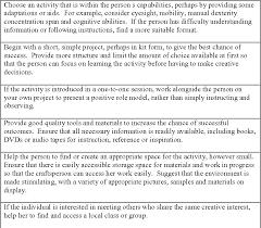 Figure 1 From Creative Leisure Opportunities Semantic Scholar