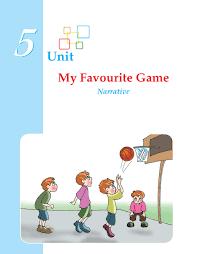 grade narrative essay my favourite game composition writing skill writing skill grade 4 my favourite game 1