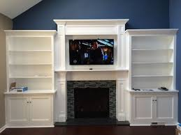 heatilator gas fireplace nnxt surround in blue pearl granite hearth with blue pearl mosaic with glass tile