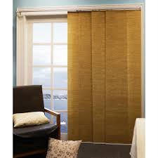 blinds window treatments for sliding doors
