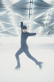 blog yoiconph his features light up as he remembers his first time on the ice how easily and naturally he took to the sport at that young age