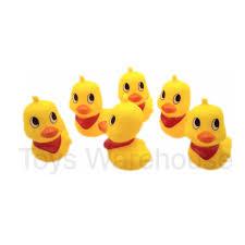 <b>6pcs</b>/<b>set</b> Rubber Duck <b>Baby</b> Bath Toy