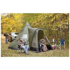 guide gear deluxe tee tent