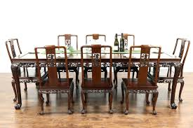 vintage dining room chairs. Vintage Dining Table Sets Sold Rosewood Set Chairs Hand With 8 Room