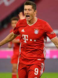 Maybe you would like to learn more about one of these? Robert Lewandowski With His Next Milestone