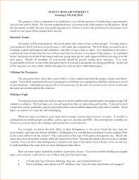 Survey Researcher Sample Resume Awesome Collection Of 24 Page Research Paper Example Basic Job 1