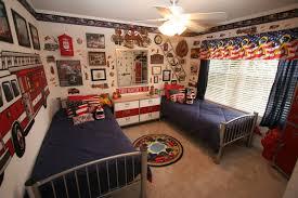 Firefighter Kids Room Interiors Design