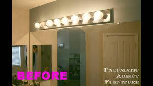 bathroom vanity light fixtures menards you