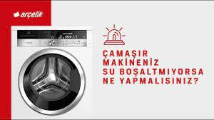 Çamaşır Makineniz Su Boşaltmıyorsa Ne Yapmalısınız? - YouTube