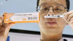 China testet Corona-Impfstoff an Bevölkerung