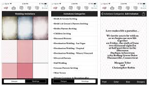 How To Create Invitations On Word 6 Digital Wedding Invitation Apps To Save Money And Time