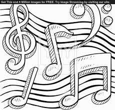 Free Printable Music Notes Coloring Pages Free