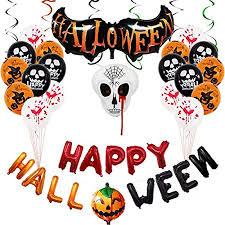Fovien 1 Set Balloons <b>Halloween Balloons Halloween Balloons</b> ...