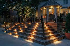 Decking That Lets Light Through 15 Deck Lighting Ideas For Every Season
