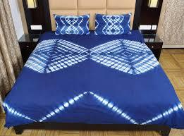 indian indigo tie dye duvet cover queen bedding comforter set ts dc 114