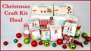 Decorative Balls Hobby Lobby CHRISTMAS CRAFT KIT HAUL JOANNS HOBBY LOBBY YouTube 100