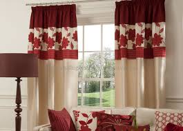 Printed Curtains Living Room Red Patterned Curtains Living Room Living Room Design Ideas
