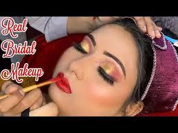 Видео bridal makeup