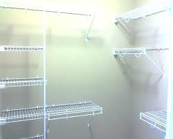 rubbermaid wire shelf wire shelving awesome closet corner assembly instructions systems closet shelving rubbermaid wire shelving