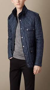 Burberry Diamond Quilted Field Jacket | Where to buy & how to wear & ... Burberry Diamond Quilted Field Jacket ... Adamdwight.com