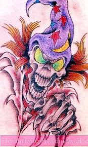 Joker Tattoo Význam A Variace Péče O Pleť 2019