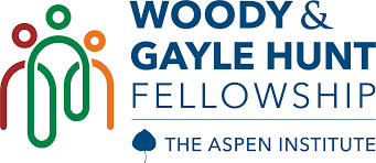 Virtual Launch: Woody and Gayle Hunt - Aspen Institute Fellowship - Oct. 7,  2020