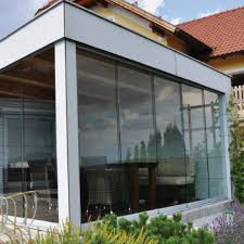 frameless sliding system sf20
