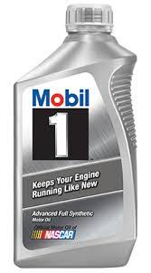 Mobil 1 Synthetic Motor Oil Mobil Motor Oils