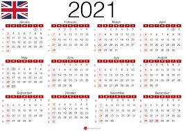Download printable calendar 2021 with blank notes in editable printable format. Download Free 2021 Calendar Uk United Kingdom