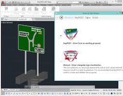 Road Foundation Design Road Sign Design Software