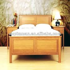 bamboo bedroom set furniture supplieranufacturers at for nara f bamboo bedroom set