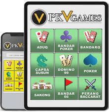 MENUQQ: PKV Games, Link Resmi Daftar PKV Judi Online Terpercaya
