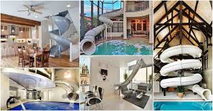 indoor pools in mansions with slides. Fine Mansions Lovely Tile Mosaic Smoothed Rhfollixininfo April S Amazing That Could Be  Yours Huffpostrhhuffingtonpostcom Mansion With To Indoor Pools In Mansions With Slides
