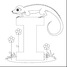 P Coloring Pages Letter P Coloring Page L Pages Preschool Good I For